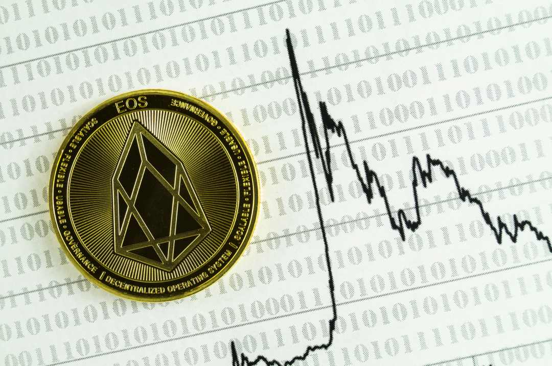 Latest news related to the EOS crypto: up 4% today
