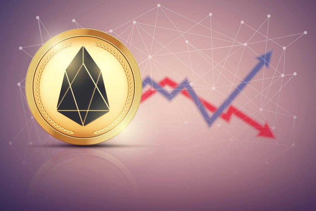 EOS: the crypto hits record capitalisation