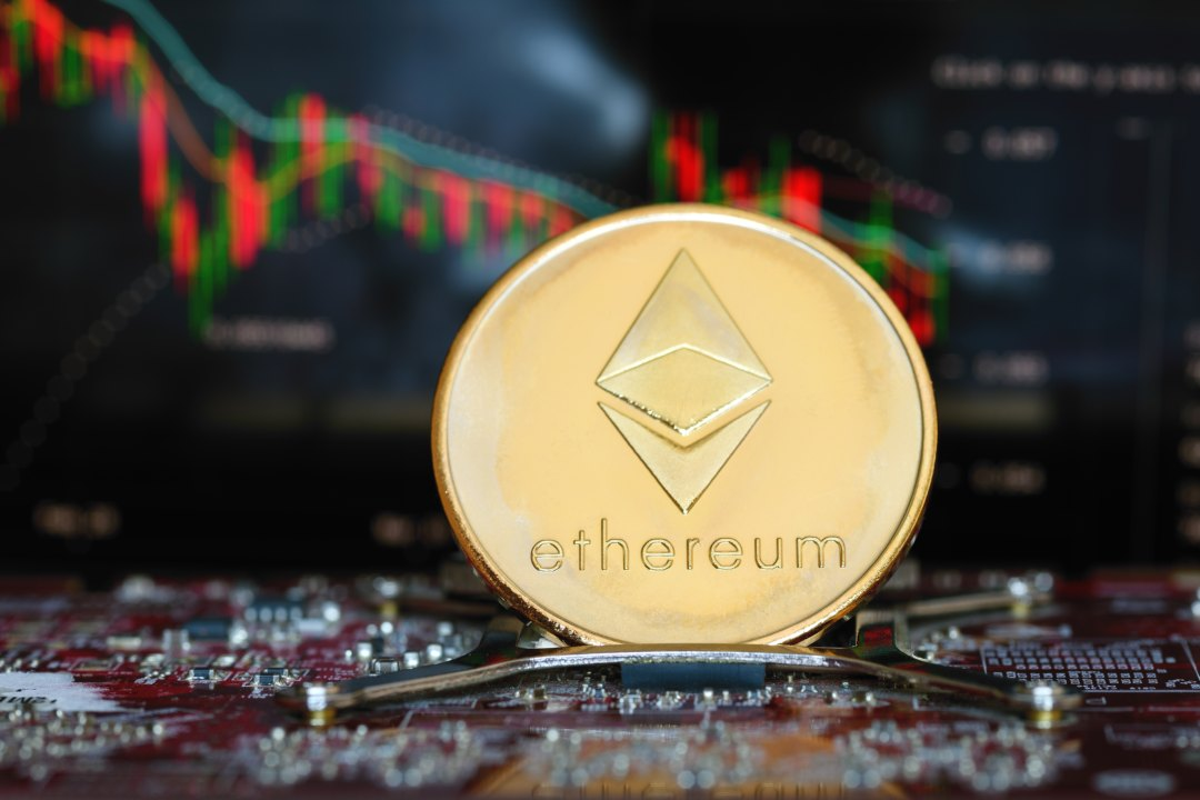 Ethereum hard fork, the resulting price impact on ETH
