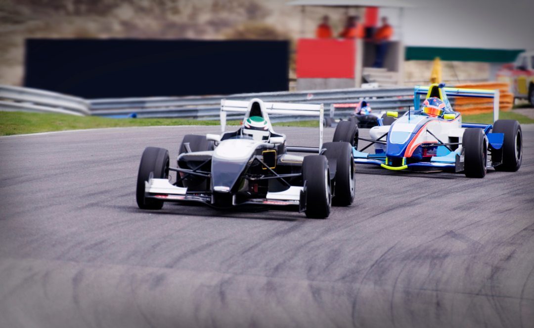 FuturoCoin sponsors Formula 1