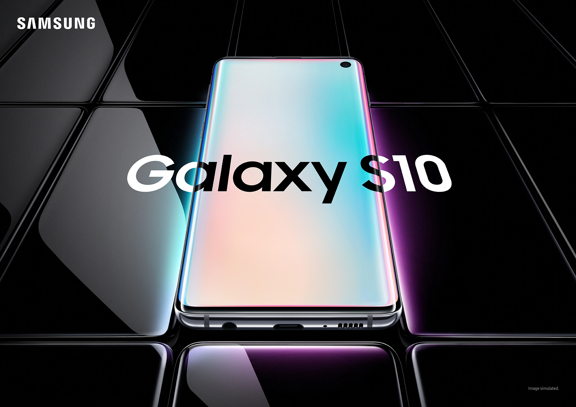 Samsung Galaxy S10: the bitcoin wallet is confirmed