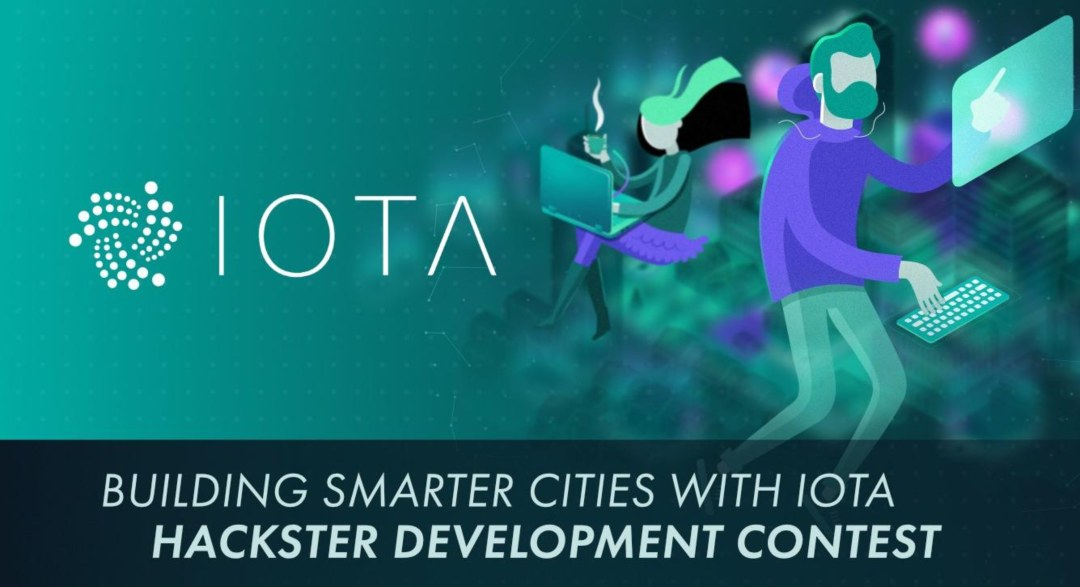 IOTA announces the Smart City Hackathon