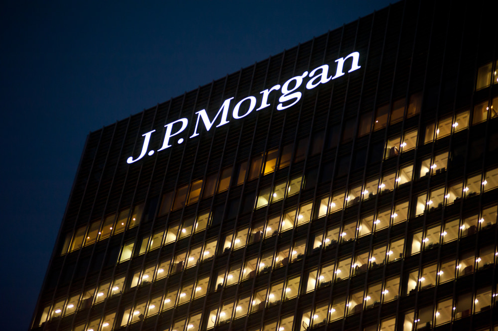 JP Morgan says the real value of Bitcoin is $2400. And how much is JPM Coin worth?