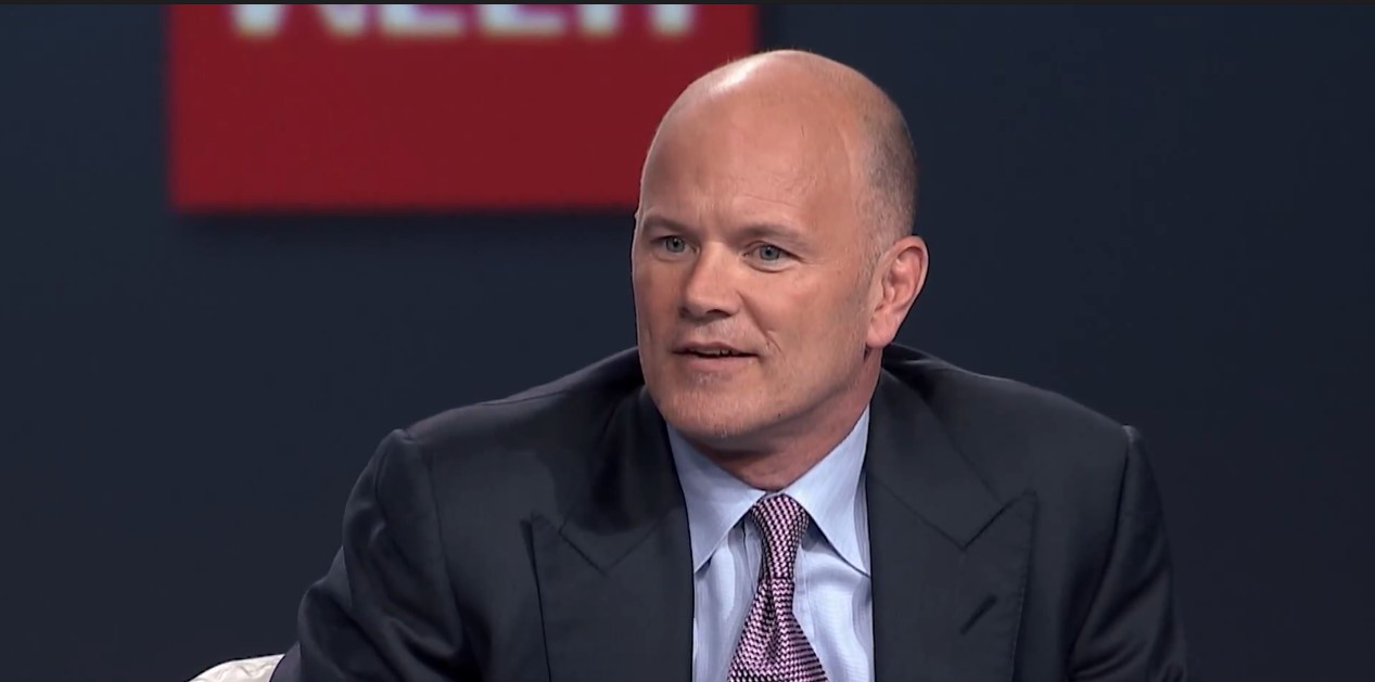 mike novogratz bitcoin digital gold