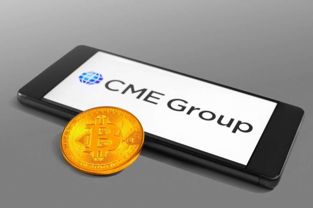 CME group: bitcoin futures hit volume records