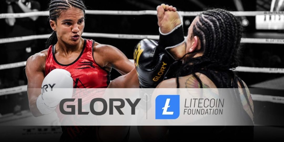 Litecoin Foundation partners with Glory Kickboxing
