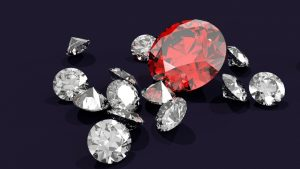 Traceability of diamonds will pass through the blockchain to avoid scams