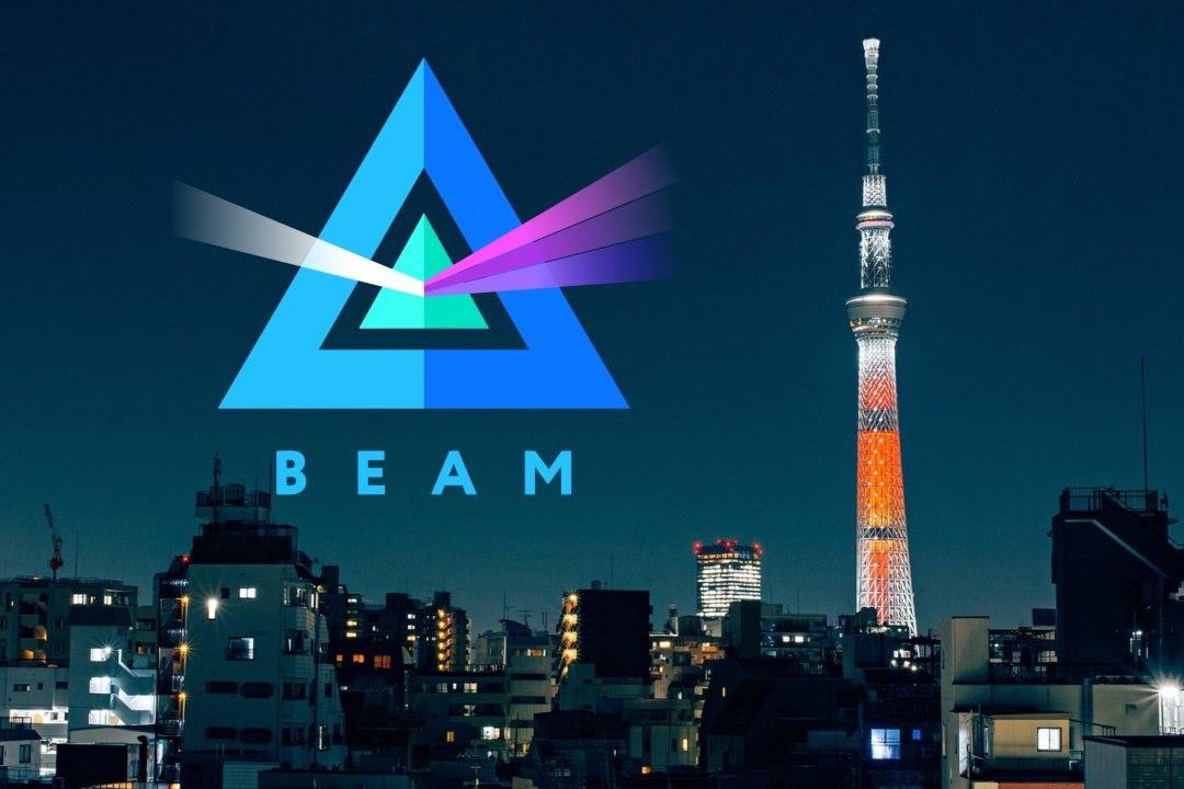 Japan funds MimbleWimble's Crypto Beam