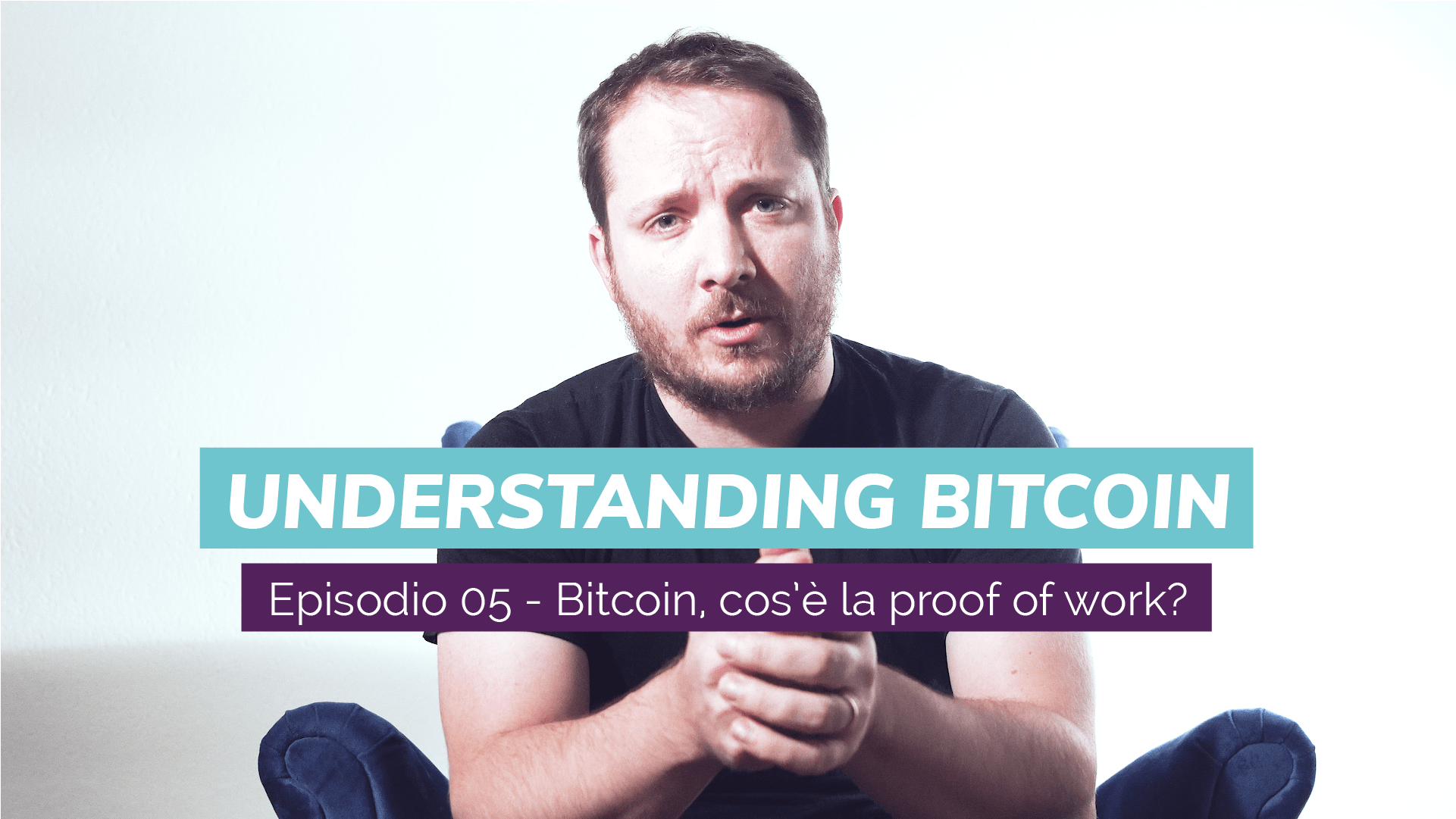 What is the proof-of-work in the Blockchain? A new video with Giacomo Zucco