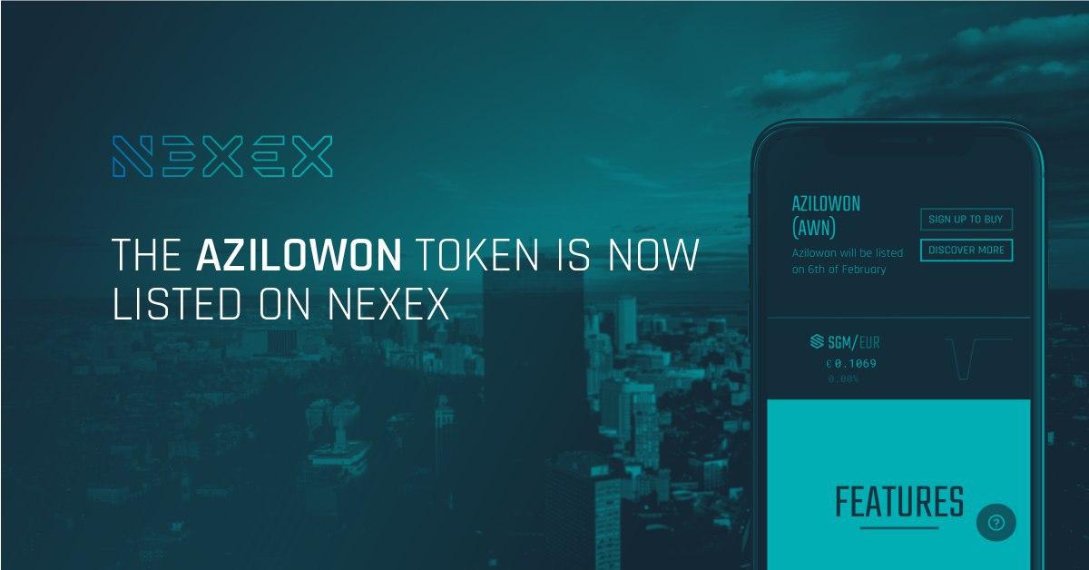 azilowon listed nexex
