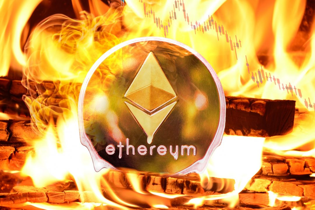 Today, Ethereum price has dropped close to the January lows