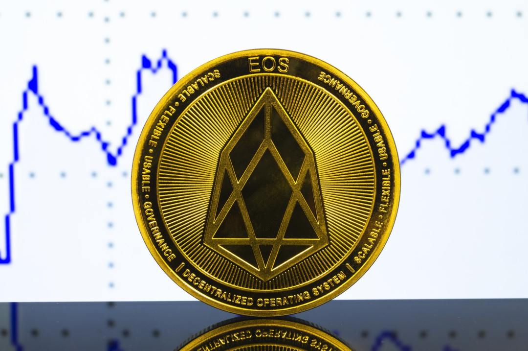 EOS crypto trading: cheerfulness returns