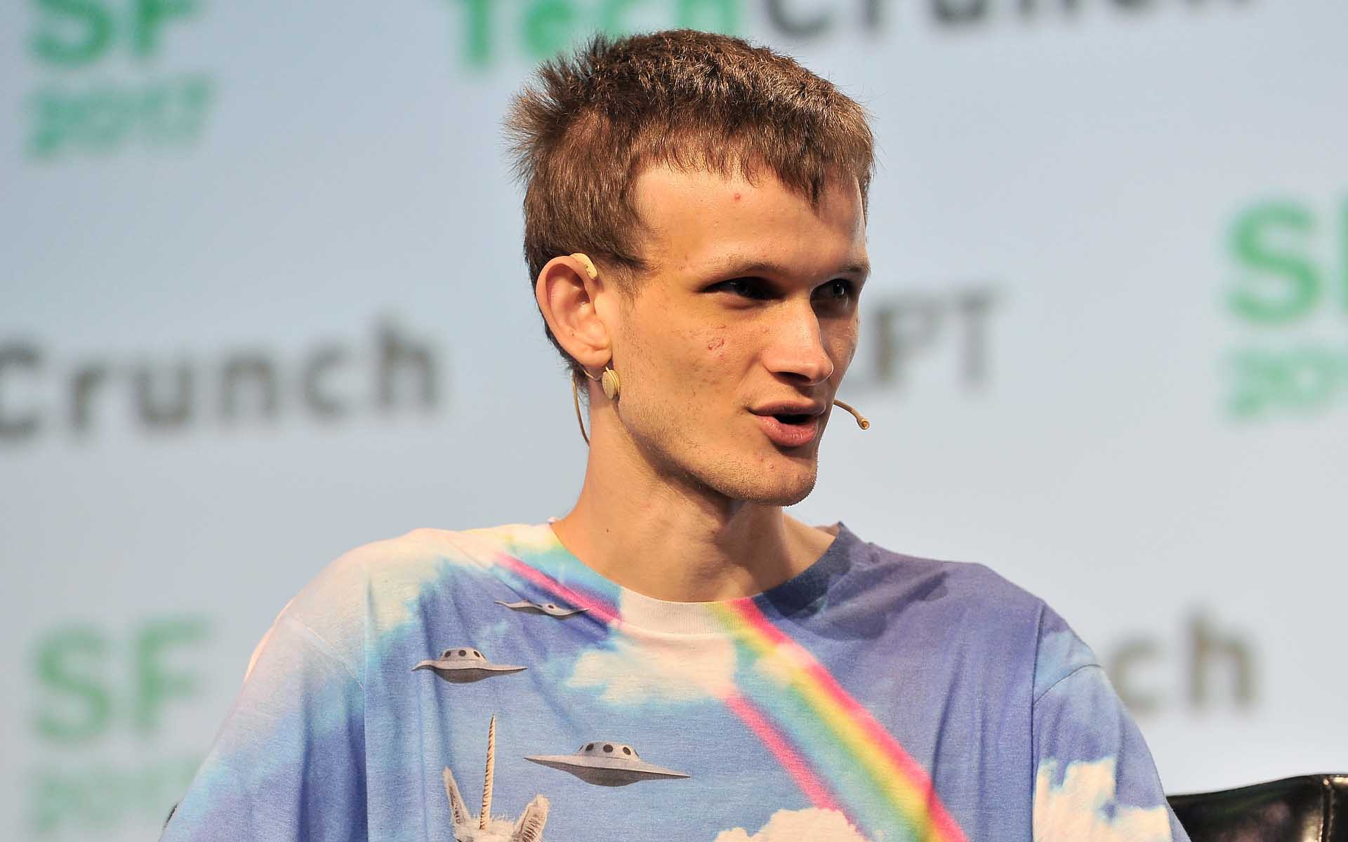 "Vitalik Buterin: ""with smart contracts, there's no reason for monthly salaries to exist"""