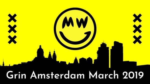 All news regarding Grin from Amsterdam