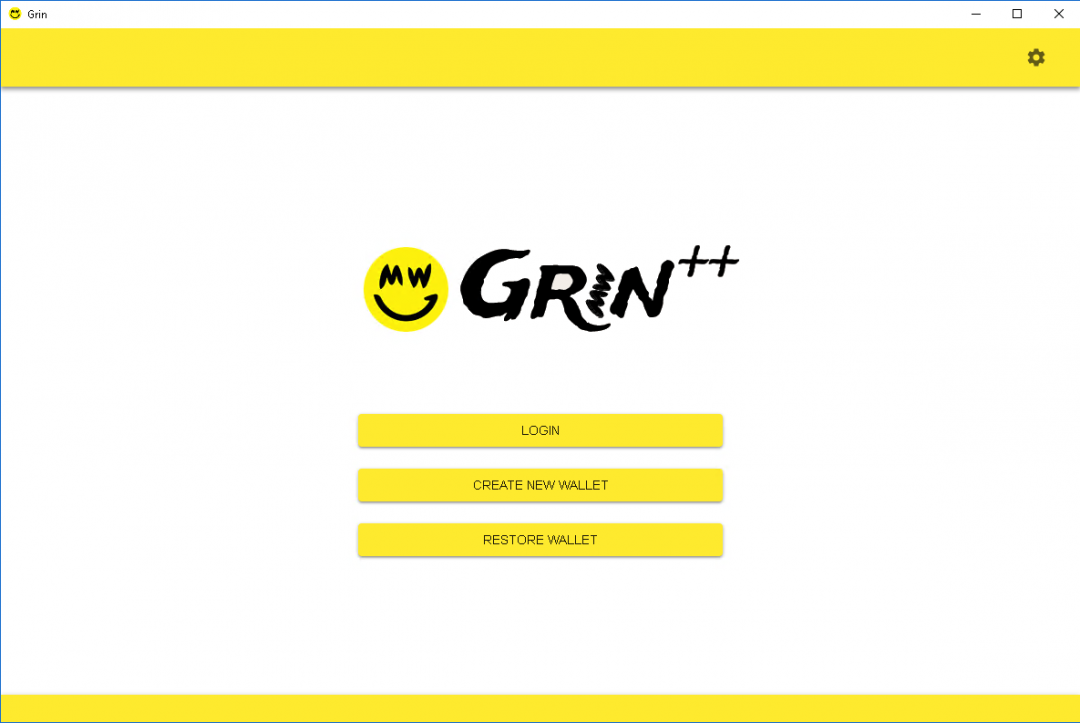 The Grin++ wallet is ready, the announcement comes from the official forum