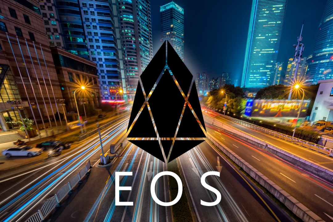 EOS trading news