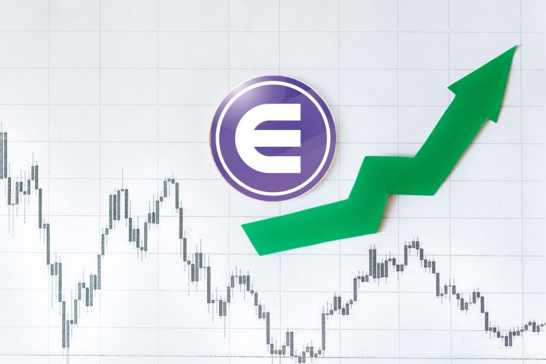 Enjin coin: the value of the token rises