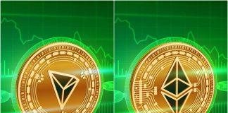 Tron vs Ethereum Blockchains