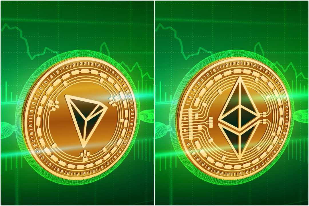 Tron vs Ethereum: are these blockchains really rivals?