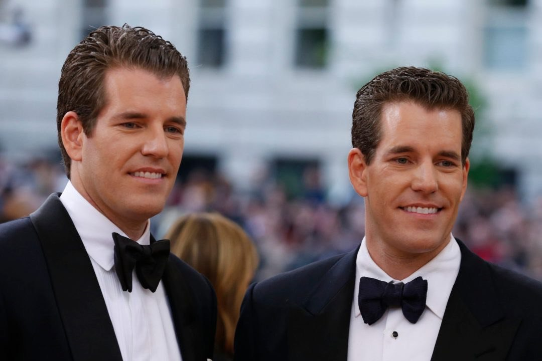 Winklevoss twins: the Facebook crypto is really positive