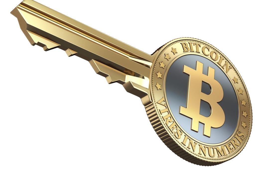 Program private keys Bitcoin