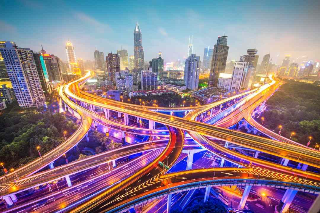 Shanghai: a blockchain based Smart City