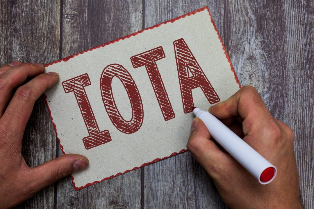 IOTA founds INATBA, a new blockchain association