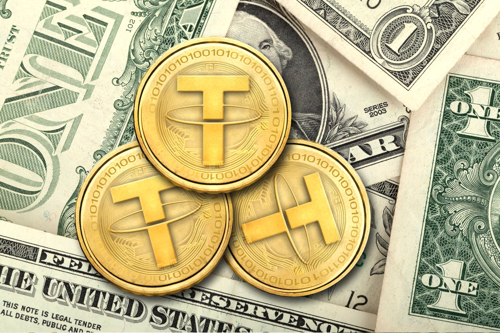 Tether: dollar reserve holdings may not be there