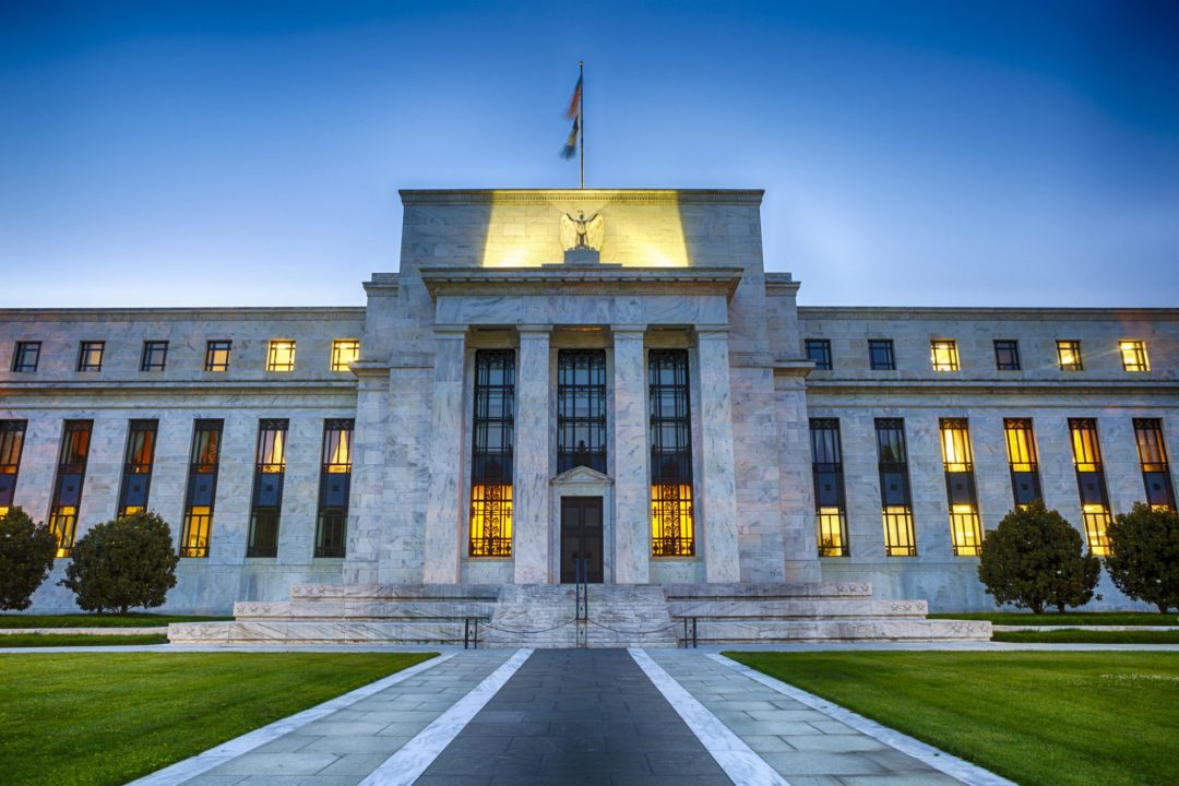 The Federal Reserve could perform a stress test on Bitcoin