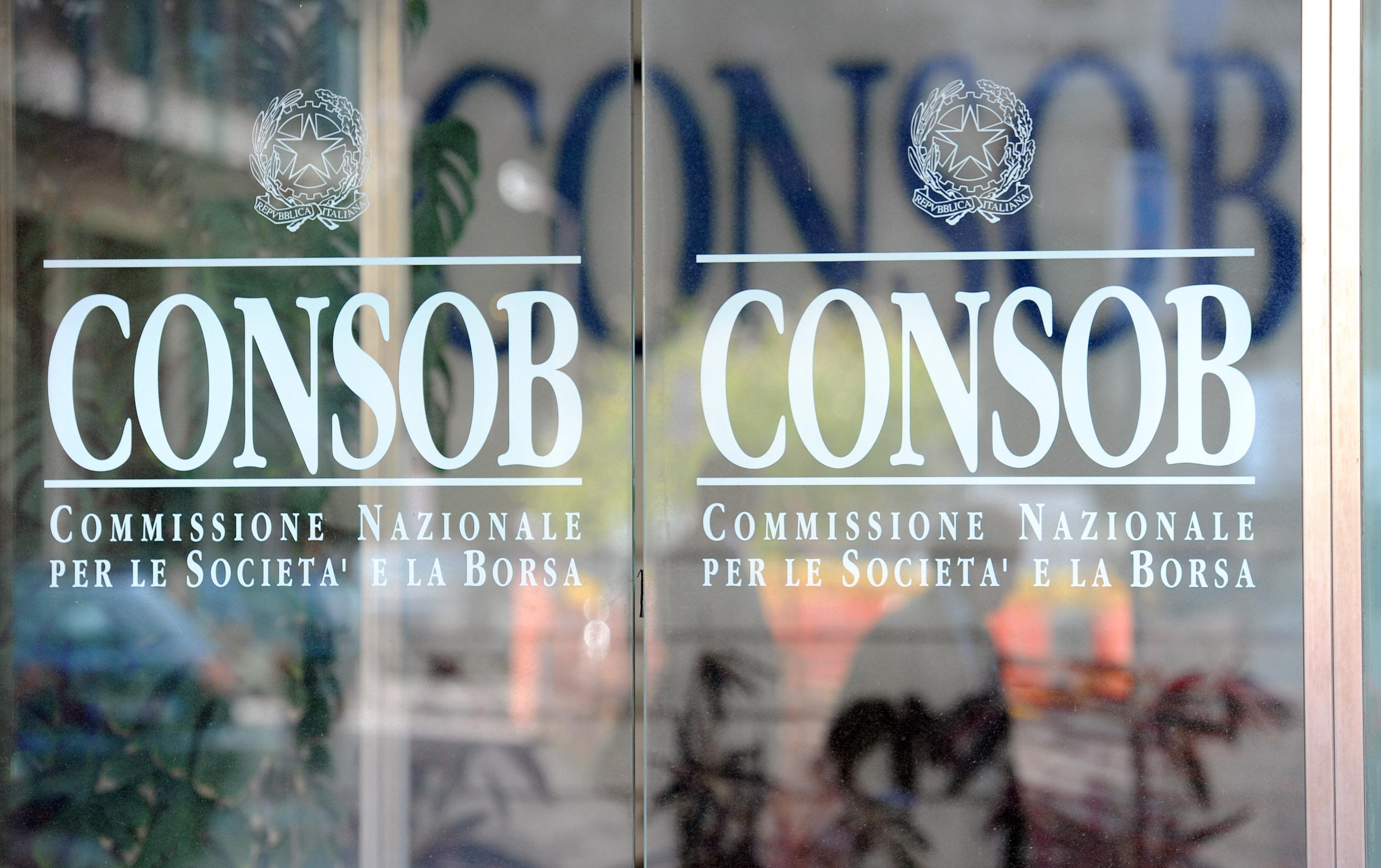 consob icos assets