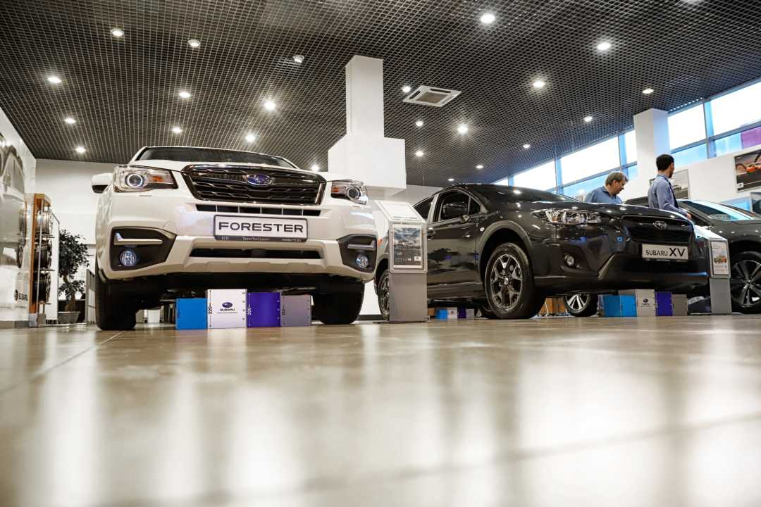 Following Lamborghini, also Subaru accepts crypto payments