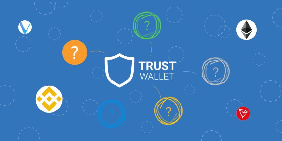 Binance Trust Wallet now supports Stellar Lumens