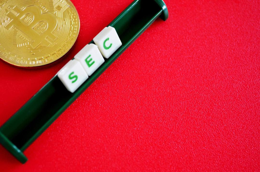 The SEC published a crypto token guidance