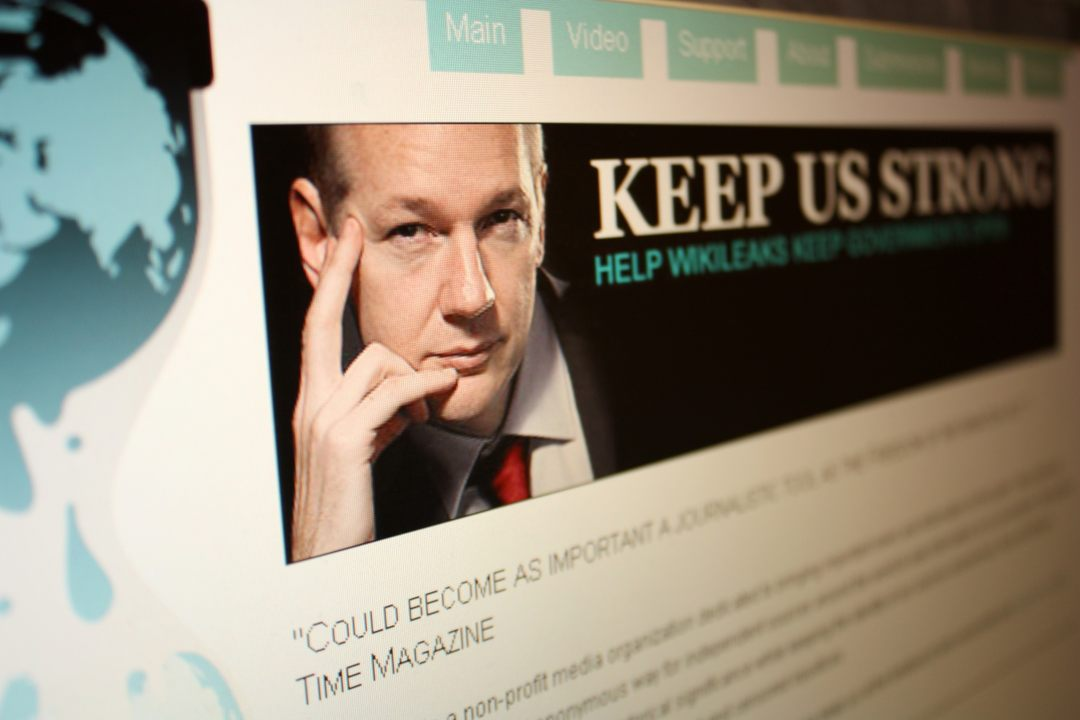 Wikileaks Defence Fund: bitcoin for donations to Assange