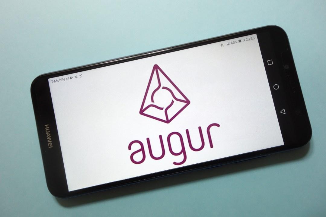 Binance Research examines irregularities in Augur