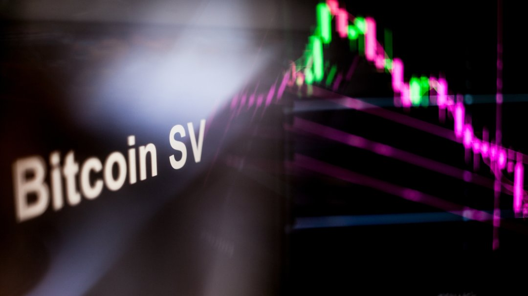 Bitcoin SV: today's price news