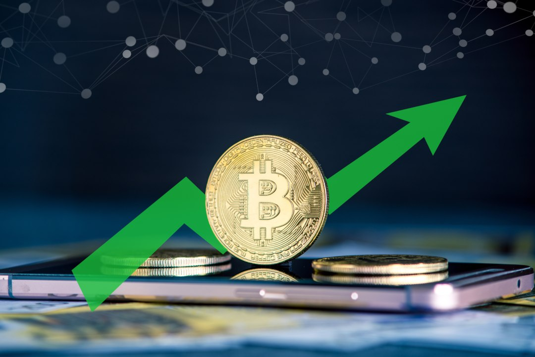 Bitcoin: today the value rises by 5%