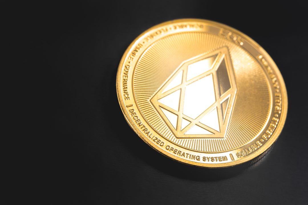 EOS blockchain exceeds one million accounts