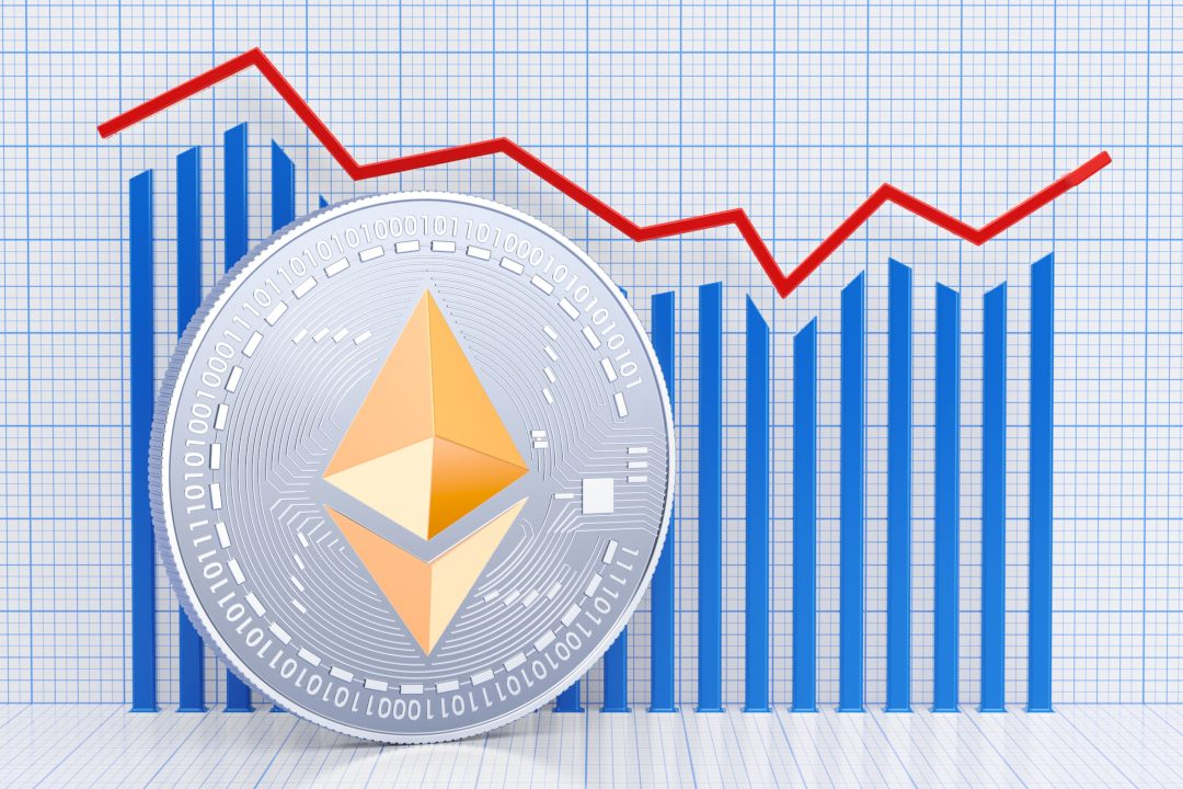 Analysis of Ethereum price: + 120% from mid-December levels