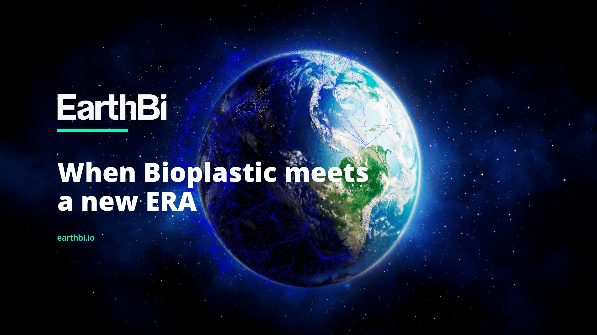 EarthBi: blockchain based bioplastic launches IEO