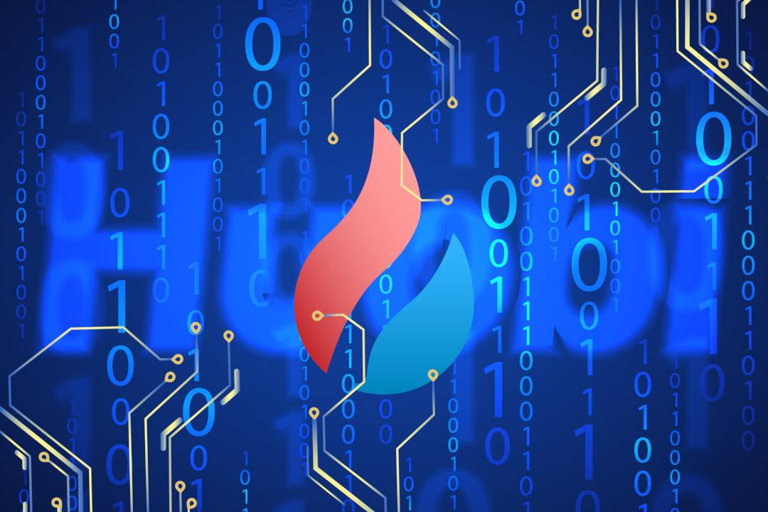 XRP available on the Huobi exchange