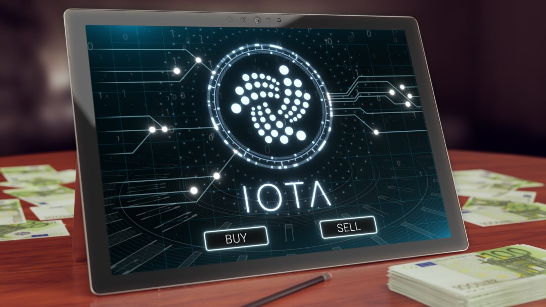 IOTA: the price today rises by 15%