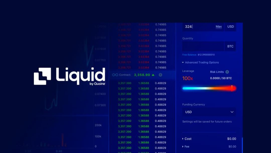 Crypto trading platform Liquid reaches the USA