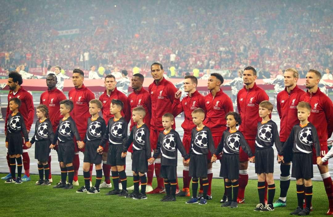 Tron partnership Liverpool