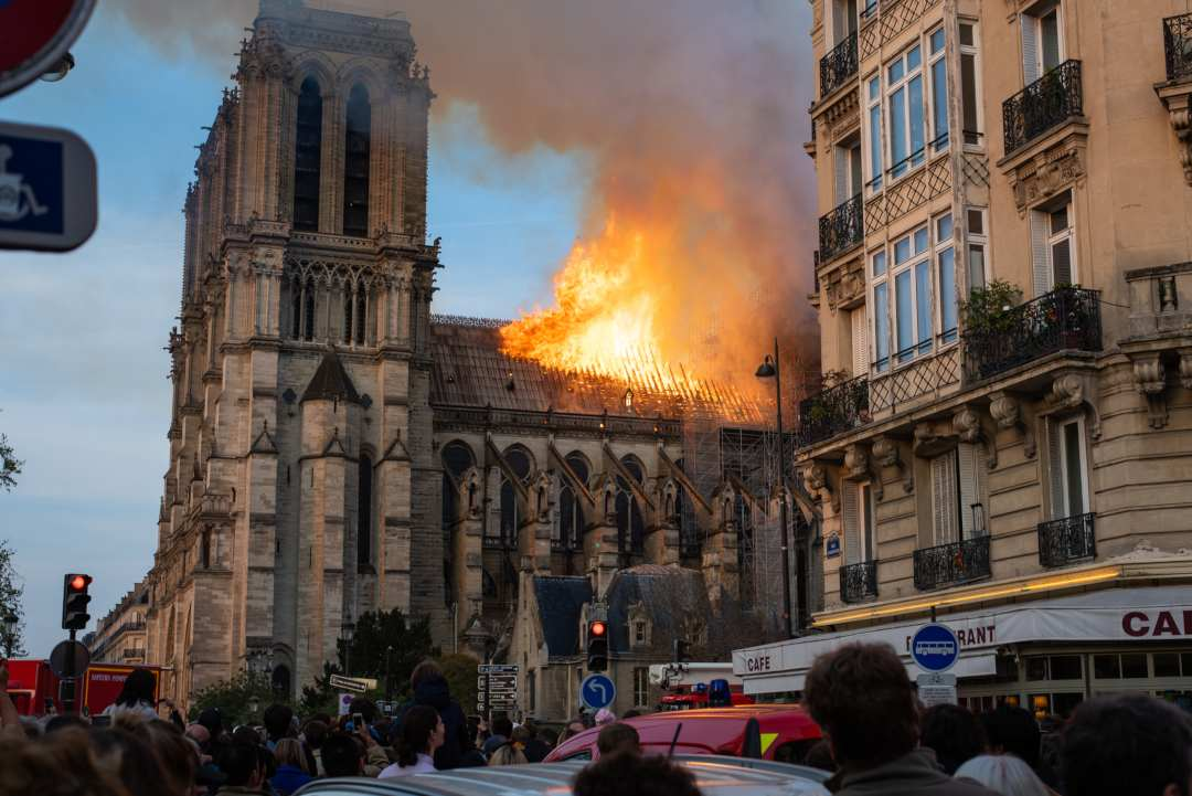 France: Minister accepts crypto donations for Notre Dame