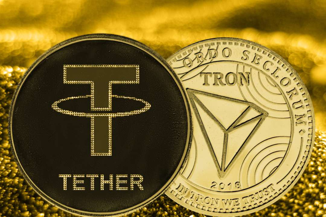 Tether lands on the Tron blockchain