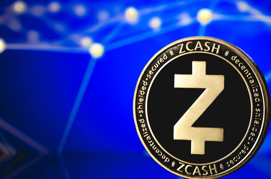 New record for the Zcash hashrate