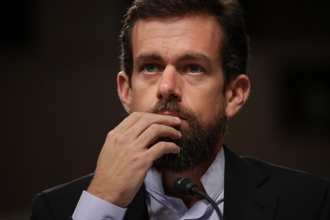 Twitter: Jack Dorsey has a salary of $1.40