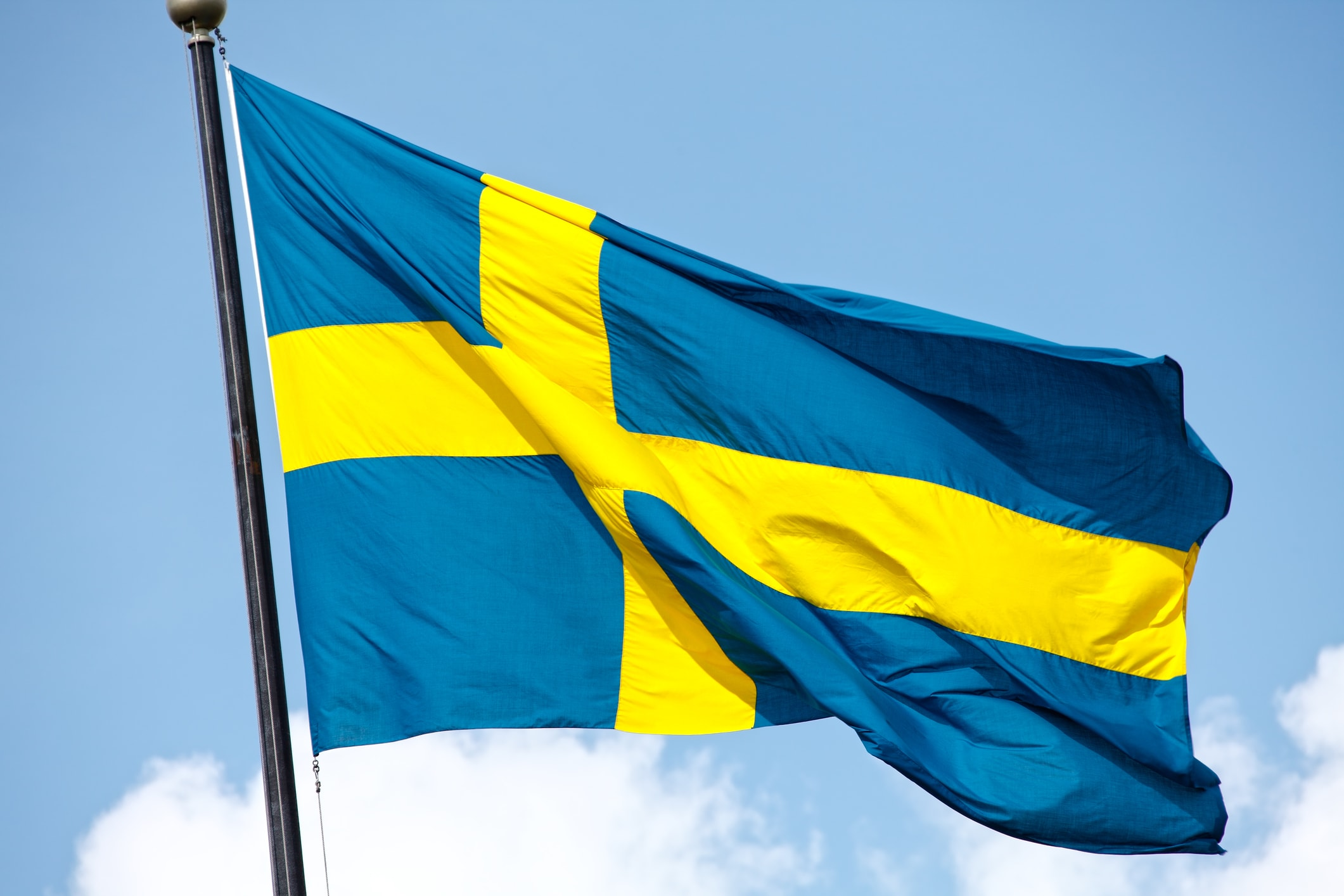Sweden: Government has made Bitcoin its official currency