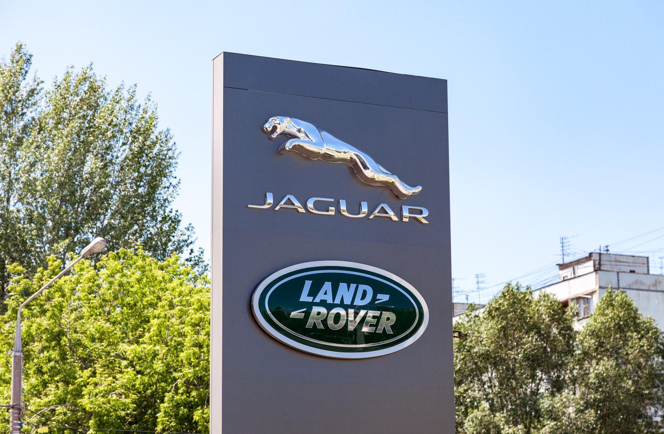 Jaguar Land Rover is testing IOTA